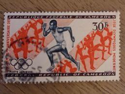 Cameroun - 1971 YT 179 Oblitéré Poste Aérienne - Cameroun (1960-...)