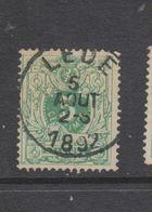 COB 45 Oblitéré LEDE Catalogue COBA +8 - 1869-1888 Lying Lion