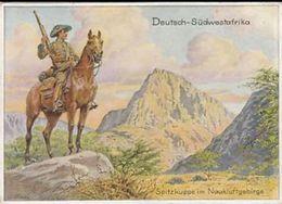 2306 - WK2 1939 Alte Original AK Unsere Kolonien RKB - Allemagne