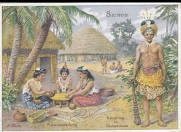 2305 - WK2 1939 Alte Original AK Unsere Kolonien RKB Samoa - Allemagne