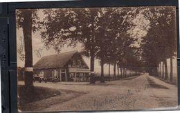 Reek Bij Grave Café Restaurant 'De Kleine Elft' 1925 Schaarse Kaart!!open Balk Stempel ALVERNA! (29-42) - Sonstige