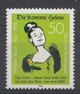 Allemagne Rep.Fed. 1982  Mi.:nr. 1129 Geburtstag Von Wilhelm Busch  Neuf Sans Charniere / Mnh / Postfris - [7] République Fédérale