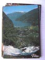 Noorwegen Norway Norge Flam Aurland - Noorwegen