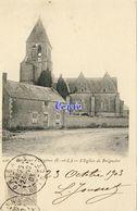 28 - Environs D'Orgères - L'Eglise De Baignolet - 1903 - Francia