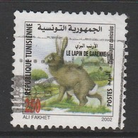 Tunisia 2002 Fauna Of Zembra And Zembretta National Park 200m Multicolor SW 1526 O USED - Tunisia
