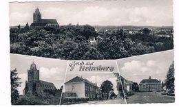 D-8042   HEINSBERG : Gruss Aus ( Multiview) - Heinsberg