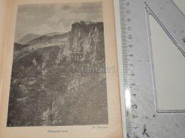 Weinzettl-Wand Semmering Austria Print Engraving Gravour 1927 - Stiche & Gravuren