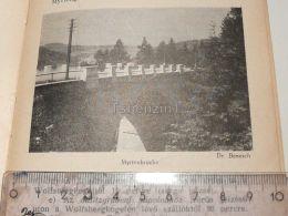 Myrtenbrücke Semmering Austria Print Engraving Gravour 1927 - Stiche & Gravuren