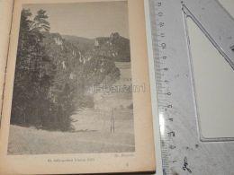 Adlitzgraben Klamm Semmering Austria Print Engraving Gravour 1927 - Stiche & Gravuren