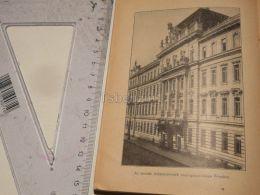 Wien Tabak Tabaksteuer Führer Austria Print Engraving Gravour 1927 - Stiche & Gravuren