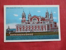New York > New York City > Ellis Island  -ref 2807 - Ellis Island