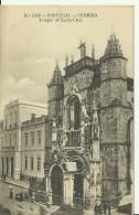 Coimbra - Templo De Santa Cruz - Coimbra