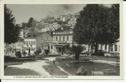 Coimbra - Avenida Sá Da Bandeira E Cine Teatro Avenida - Coimbra