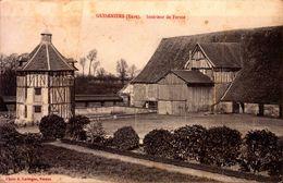 Eure - Guiseniers - Intérieur De Ferme - France