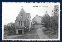 Chiny. Chapelle Notre-Dame Du Luxembourg (1888) à La Sortie De La Ville. - Chiny