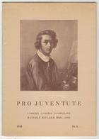 Suisse // Schweiz // Switzerland // Pro-Juventute  //  Série De 5 Cartes Neuves Pro-Juventute 1958 - Lettres & Documents