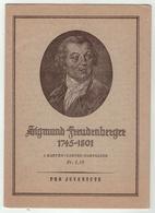Suisse // Schweiz // Switzerland // Pro-Juventute  //  Série De 5 Cartes Neuves Pro-Juventute 1945 - Lettres & Documents