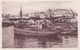 TANGER - LE PORT ET LA CASBAH - Tanger