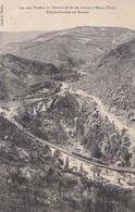 Ph-CPA Les Trois Viaducs Du Chemin De Fer De Castres à Murat (Tarn) Embranchement Sur Brassac - Brassac