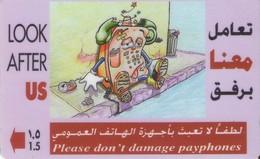 TARJETA TELEFONICA DE OMAN. - 31OMN (025) - Oman