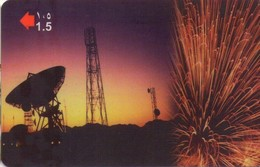 TARJETA TELEFONICA DE OMAN. (036) - Oman