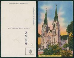 USA [OF #15634] - ST. JOHN'S CATHEDRAL SAVANNAH GEORGIA - Savannah
