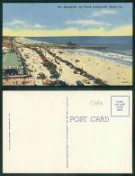 USA [OF #15644] - FLORIDA FL - BOARDWALK AND BEACH JACKSONVILLE - Jacksonville