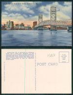 USA [OF #15650] - FLORIDA FL - SKYLINE AND MAIN STREET BRIDGE JACKSONVILLE - Jacksonville