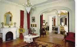 Nevada Carson City Bowers Mansion Interior View