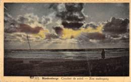 BLANKENBERGE - Coucher De Soleil - Zon Ondergang - Blankenberge