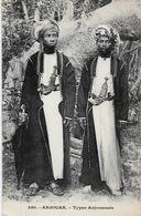 CPA Comores Anjouan Types Non Circulé - Comoros
