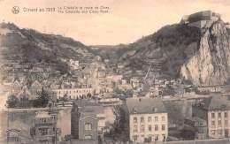 DINANT En 1919 - La Citadelle Et Route De Ciney - Dinant