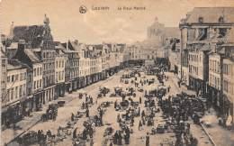 LOUVAIN - Le Vieux Marché - Leuven