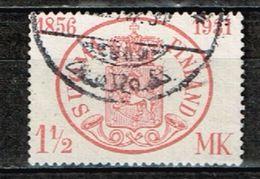 FINLANDE /Oblitérés/Used/1931 - 75 Ans De L'Emission Du Premier Timbre Finlandais - Gebraucht