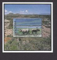 Tanzania, Scott #1421, Mint Never Hinged, World Tourism, Issued 1995 - Tanzania (1964-...)