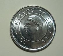 Honduras 20 Centavos De Lempira 1999 - Honduras