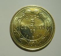 Honduras 5 Centavos De Lempira 2006 - Honduras