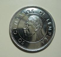 Honduras 50 Centavos De Lempira 2005 - Honduras