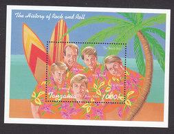 Tanzania, Scott #1415, Mint Never Hinged, The Beach Boys, Issued 1995 - Tanzanie (1964-...)