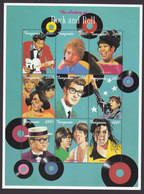 Tanzania, Scott #1414, Mint Never Hinged, Rock And Roll, Issued 1995 - Tanzania (1964-...)