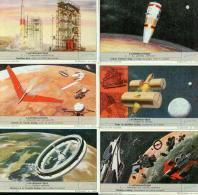 LIEBIG : S_1638 :'Astronautique (l') - Jeux De Société