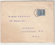 British Levant / Turkey - Briefmarken