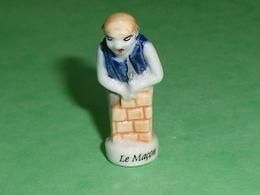 Fèves / Personnages / Métiers : Le Maçon    T84 - Characters