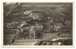 Antwerpen Foto Postkaart Luchtopname 1930 Prise Par Avion - Antwerpen