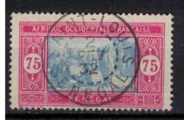 SENEGAL          N°  YVERT     84 A        ( 14 )        OBLITERE       ( SD ) - Sénégal (1887-1944)