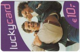 AUSTRIA E-694 Prepaid ProCard - People, Couple - Used - Austria