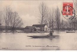 Mantes Sur Seine - Innondation 1910 - Mantes La Ville