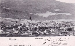 Suisse - Neuchatel -  FLEURIER - Vue Generale - NE Neuchâtel
