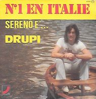45 TOURS  DRUPI   -- SERENO E - Vinyl Records