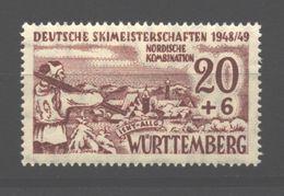 Württemberg,39y,Type IV,xx (5290) - Französische Zone